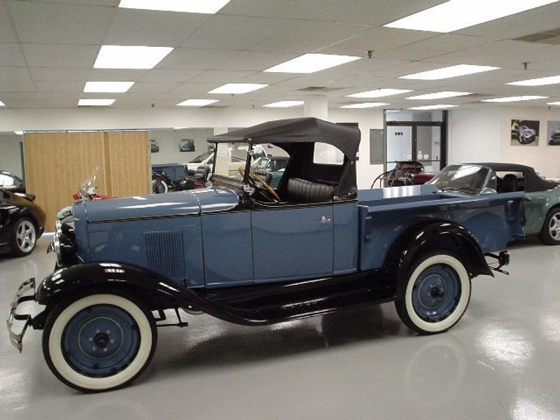 1930 Chevrolet ROADSTER DELIVERY PICKUP - 1992421 - 3