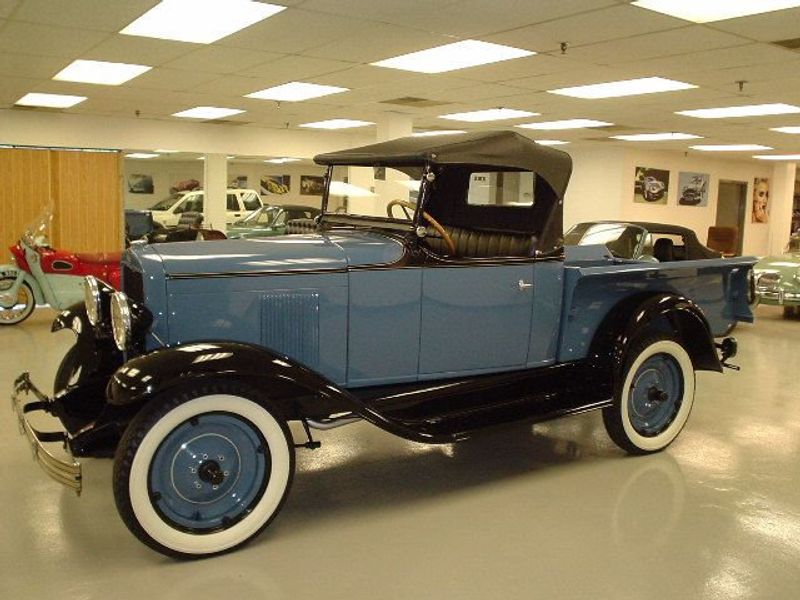 1930 Chevrolet ROADSTER DELIVERY PICKUP - 1992421 - 4