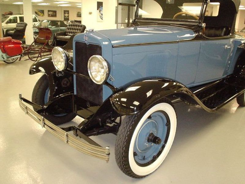 1930 Chevrolet ROADSTER DELIVERY PICKUP - 1992421 - 5