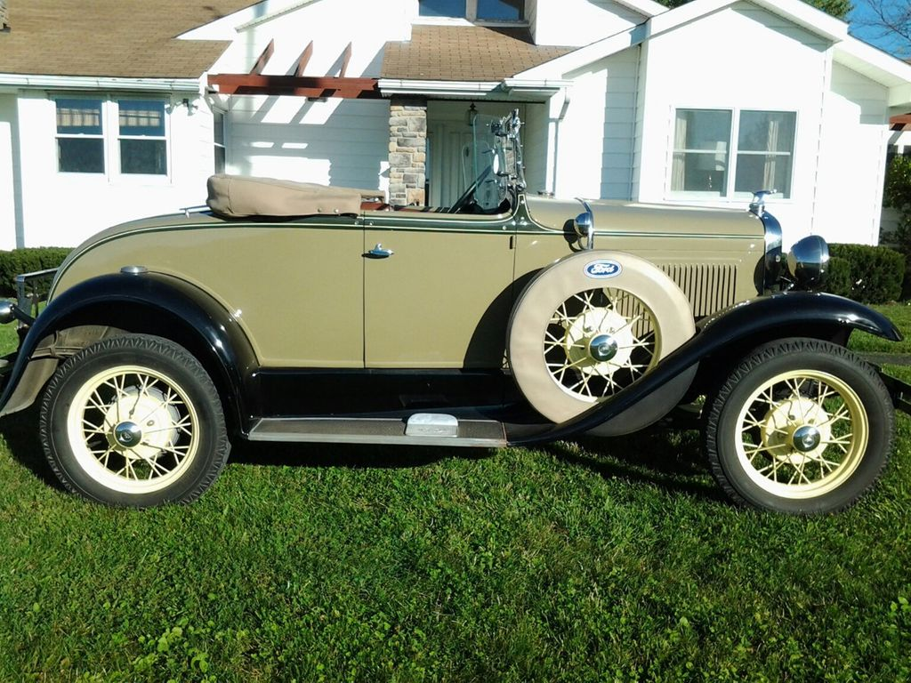 1930 Ford MODEL A  - 17214030 - 0