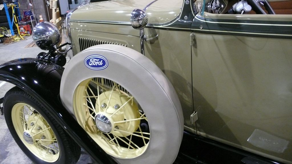 1930 Ford MODEL A  - 17214030 - 18