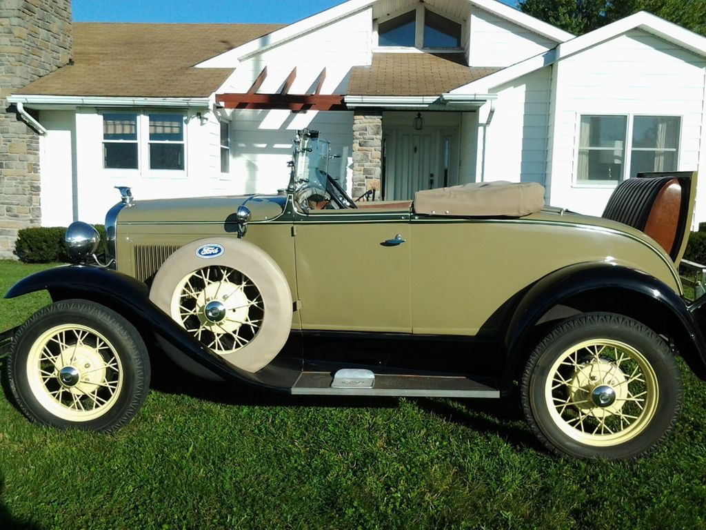 1930 Ford MODEL A  - 17214030 - 1