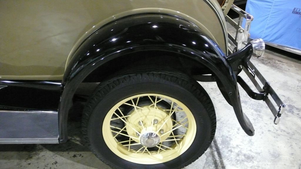 1930 Ford MODEL A  - 17214030 - 22