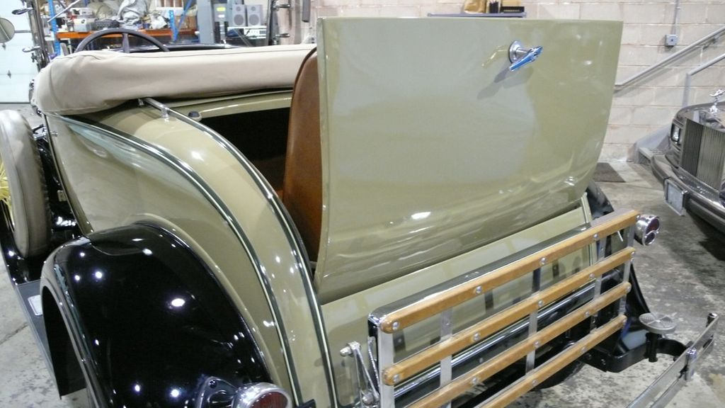 1930 Ford MODEL A  - 17214030 - 24