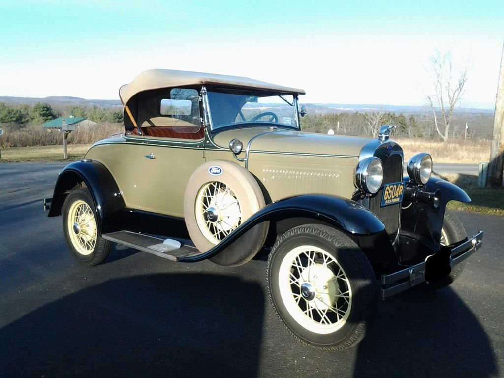 1930 Ford MODEL A  - 17214030 - 2
