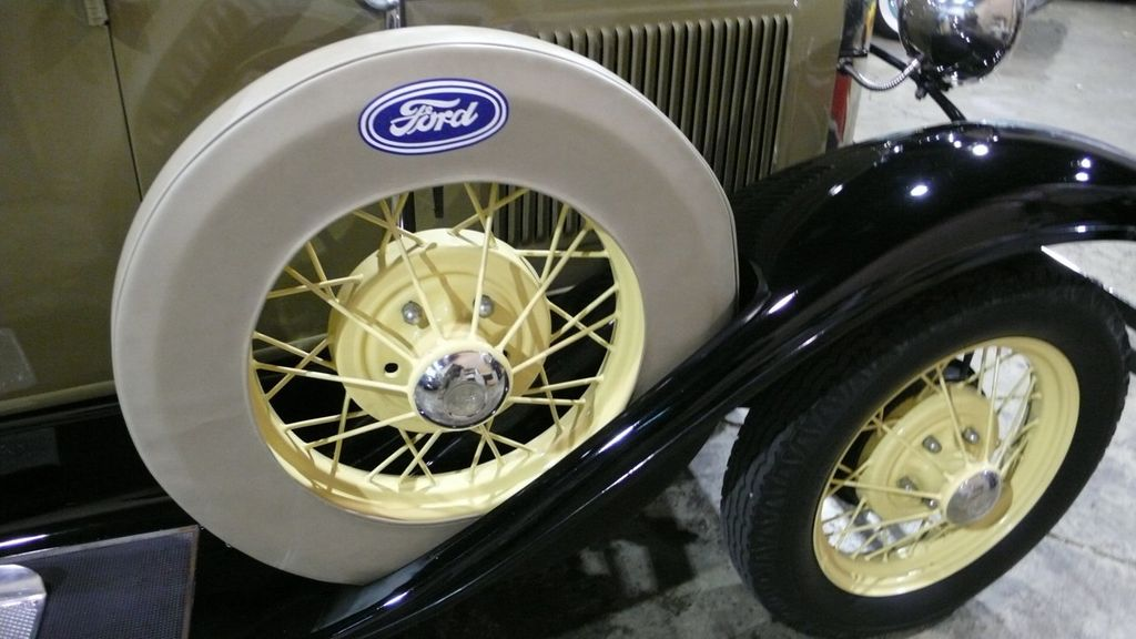 1930 Ford MODEL A  - 17214030 - 37