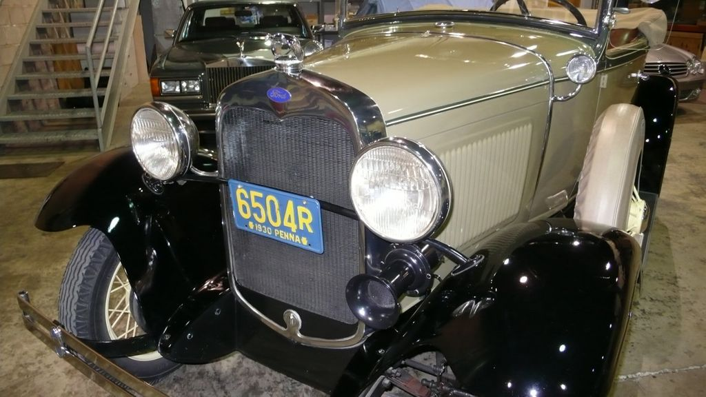 1930 Ford MODEL A  - 17214030 - 42
