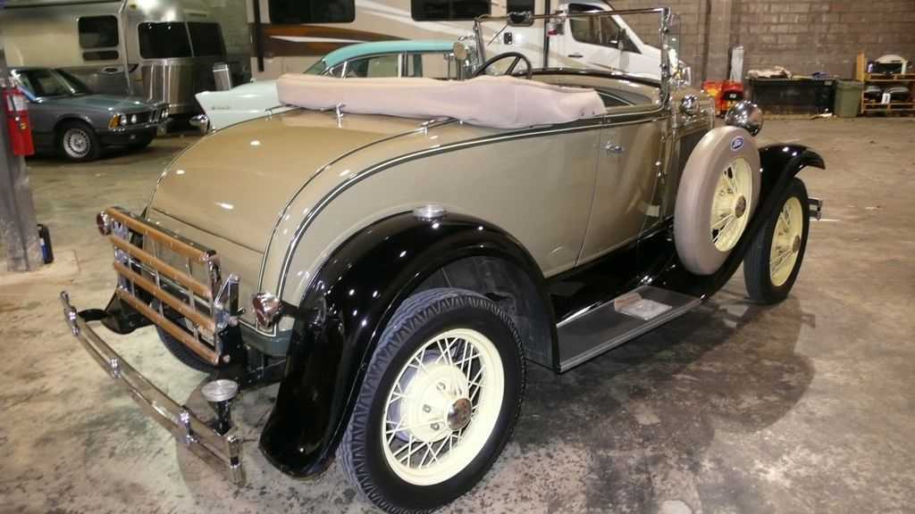 1930 Ford MODEL A  - 17214030 - 45