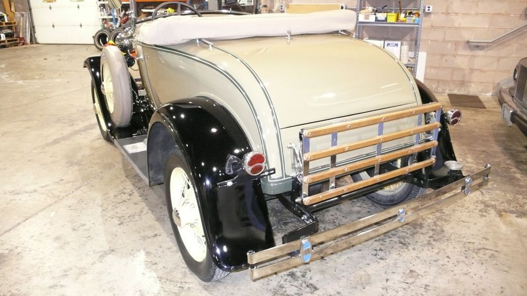 1930 Ford MODEL A  - 17214030 - 48