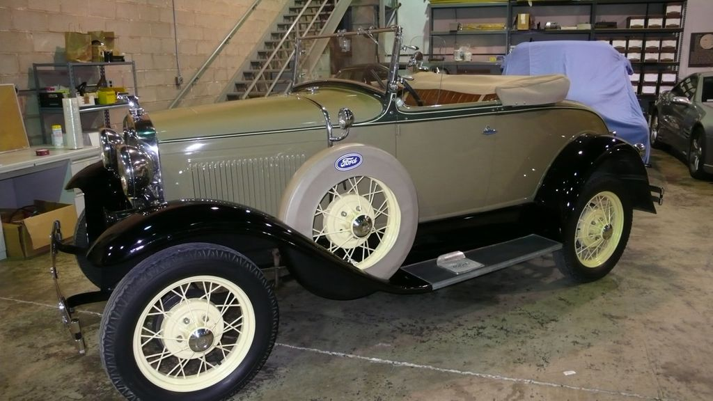 1930 Ford MODEL A  - 17214030 - 4