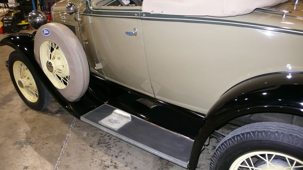 1930 Ford MODEL A  - 17214030 - 50