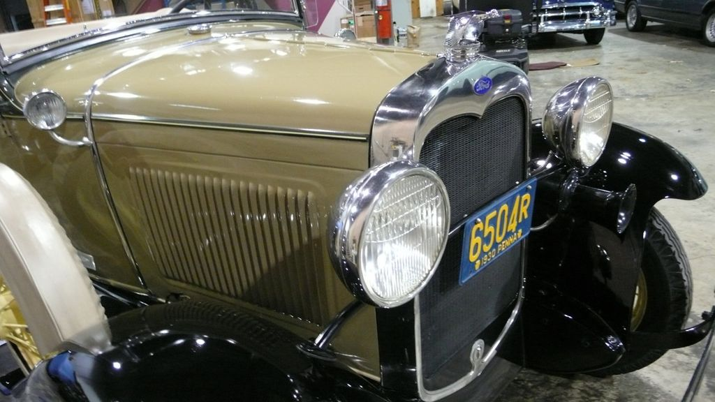 1930 Ford MODEL A  - 17214030 - 52