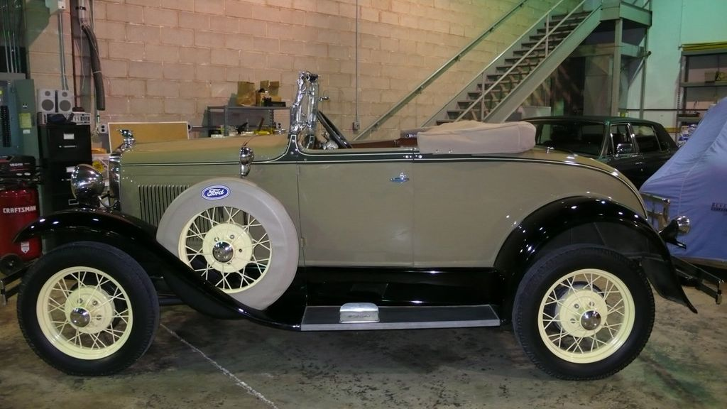 1930 Ford MODEL A  - 17214030 - 5