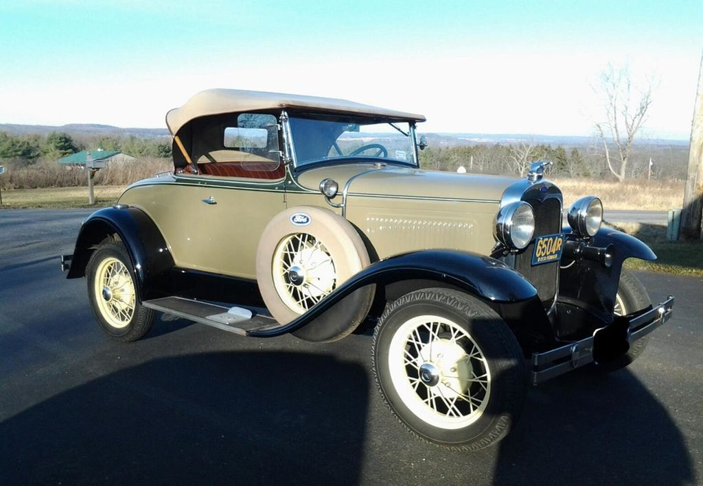 1930 Ford MODEL A  - 17214030 - 6