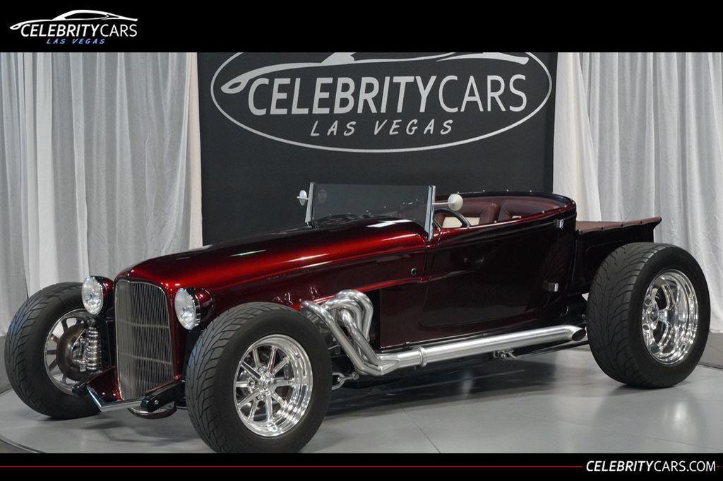 1930 Used Ford Model A Custom Truck Roadster At Celebrity Cars Las Vegas Nv Iid 20197384