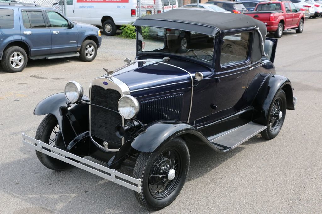 1930 Ford Model A Roadster - 17660255 - 10