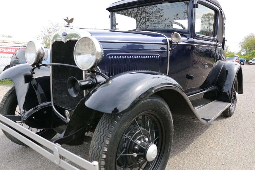 1930 Ford Model A Roadster - 17660255 - 11