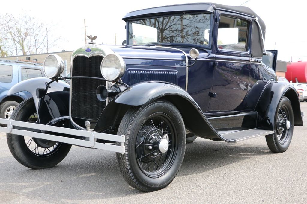 1930 Ford Model A Roadster - 17660255 - 1