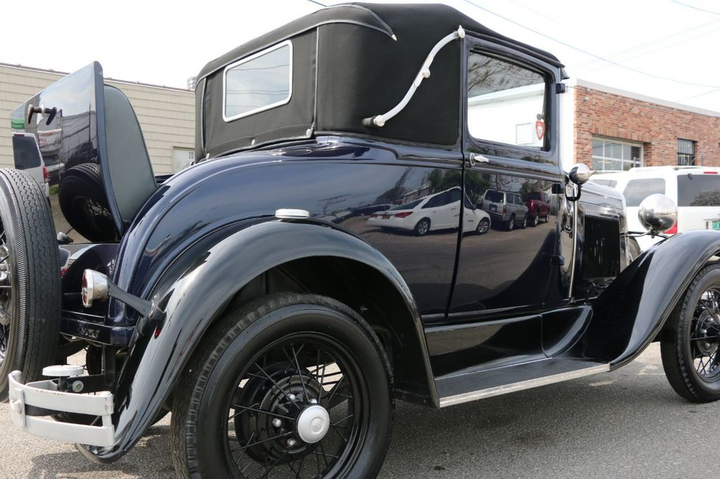 1930 Ford Model A Roadster - 17660255 - 19