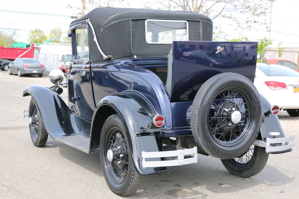 1930 Ford Model A Roadster - 17660255 - 3