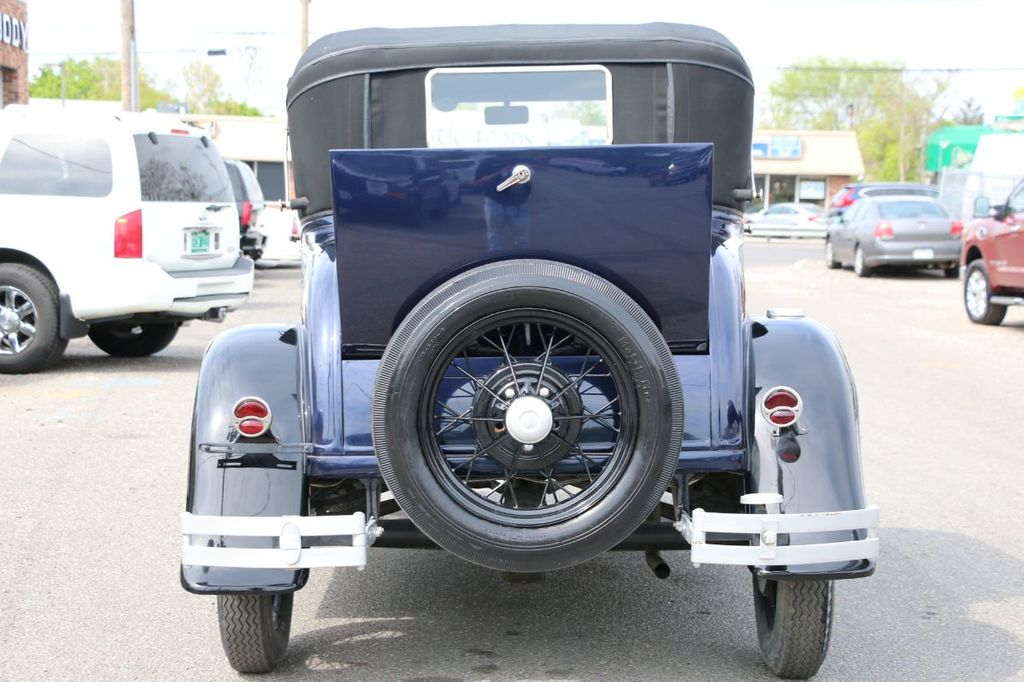 1930 Ford Model A Roadster - 17660255 - 4