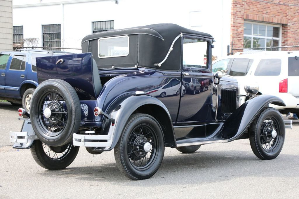 1930 Ford Model A Roadster - 17660255 - 5