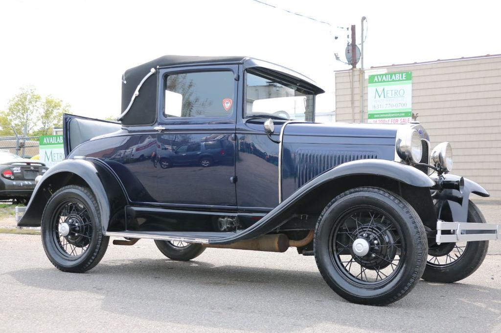 1930 Ford Model A Roadster - 17660255 - 7