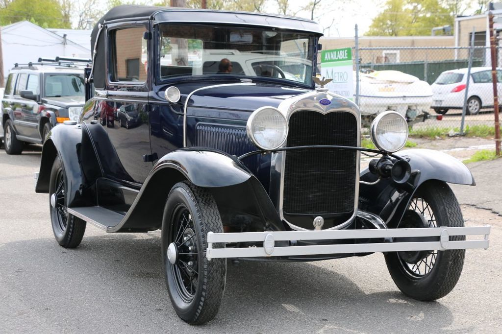1930 Ford Model A Roadster - 17660255 - 8