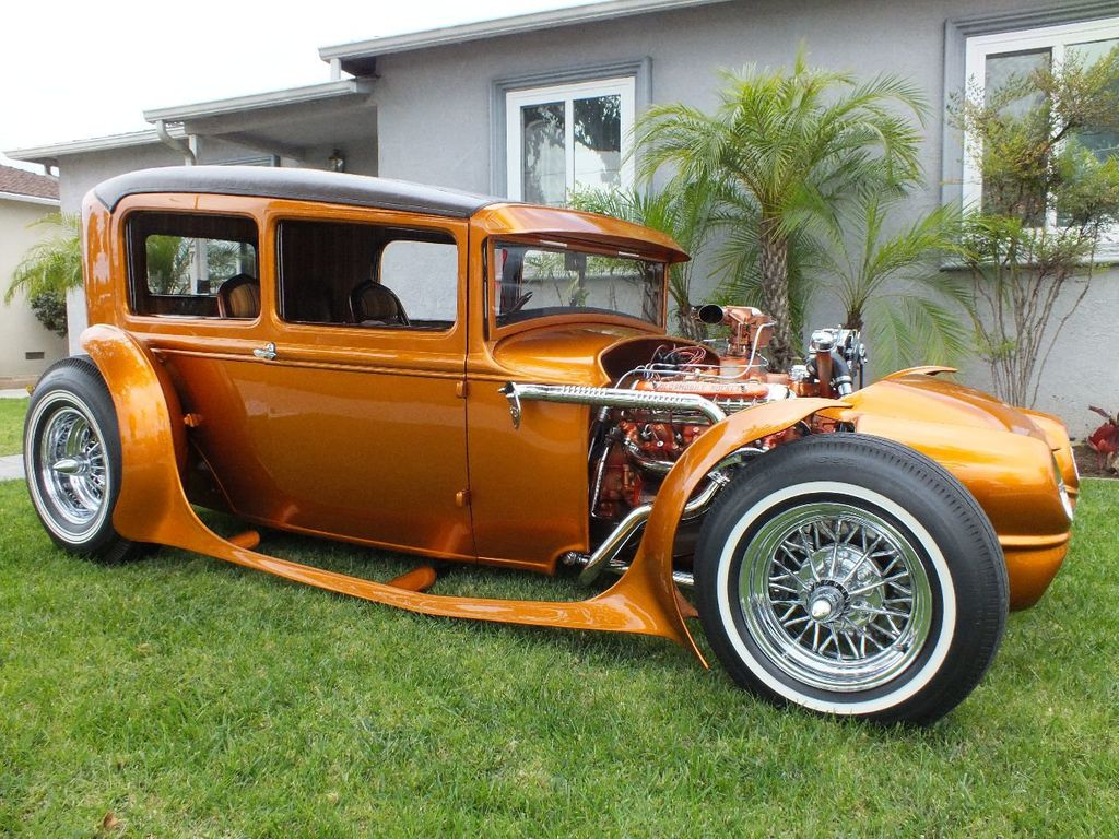 1930 Ford Model A Rod'riguez Hotrod - 17687128 - 1