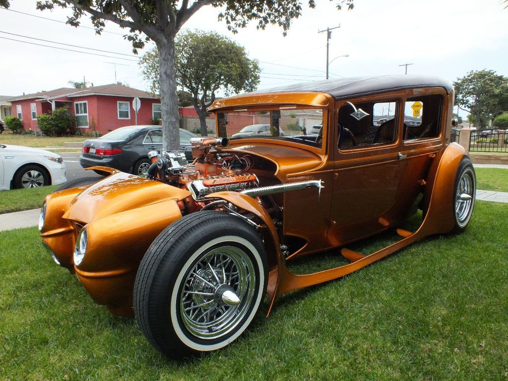 1930 Ford Model A Rod'riguez Hotrod - 17687128 - 6