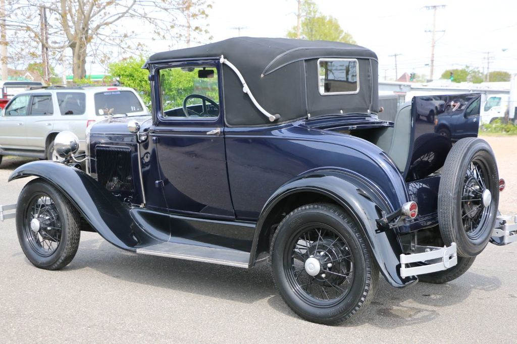 1930 Used Ford Model A Sport Coupe At Webe Autos Serving Long