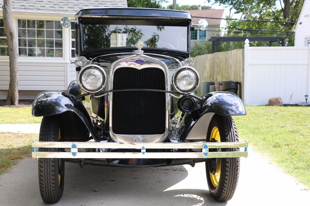 1930 Ford Model A Touring  Sedan - 16880579 - 9