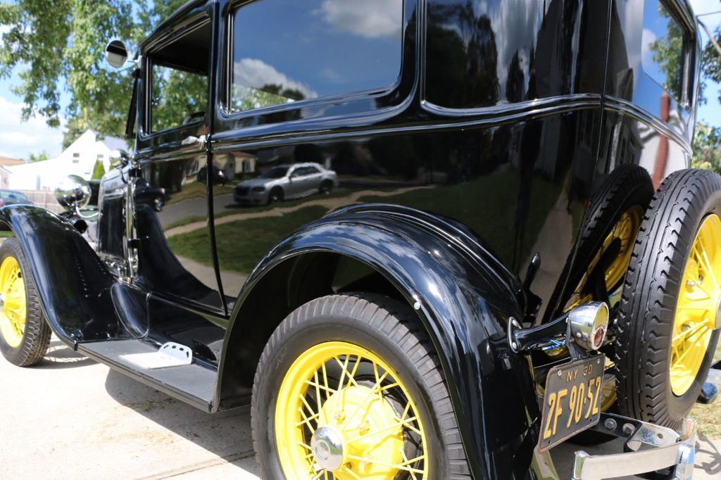 1930 Ford Model A Touring  Sedan - 16880579 - 12