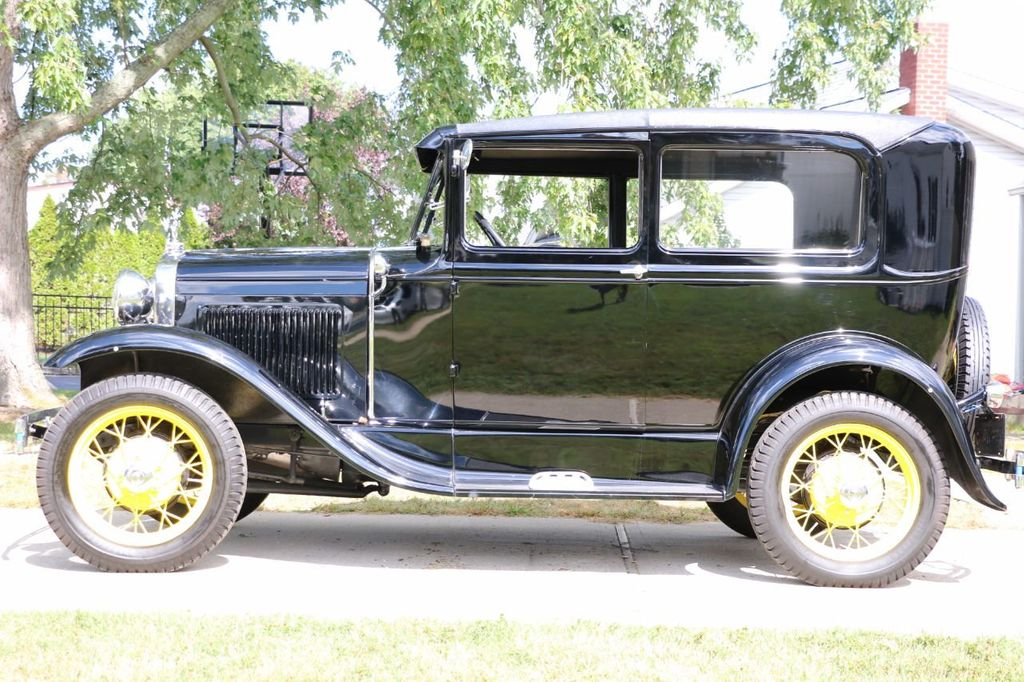 1930 Ford Model A Touring  Sedan - 16880579 - 1