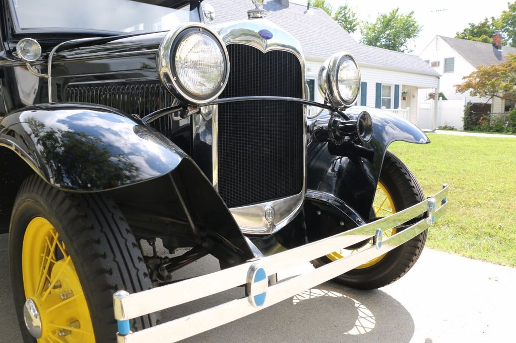 1930 Ford Model A Touring  Sedan - 16880579 - 22