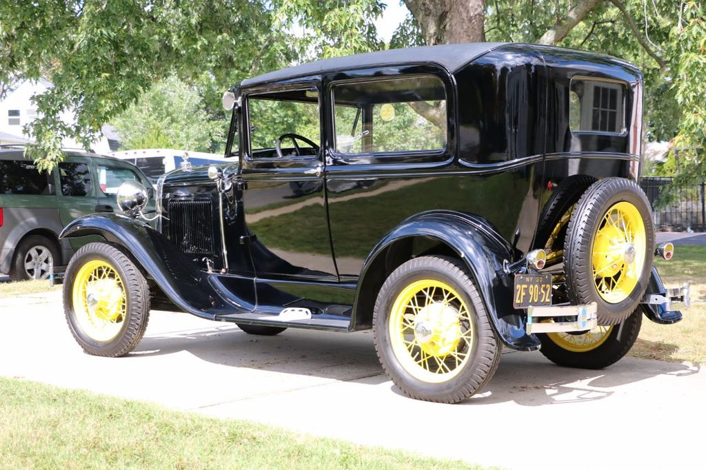 1930 Used Ford Model A Touring Sedan At Webe Autos Serving