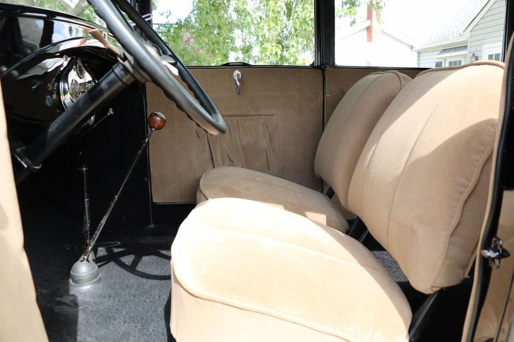 1930 Ford Model A Touring  Sedan - 16880579 - 50