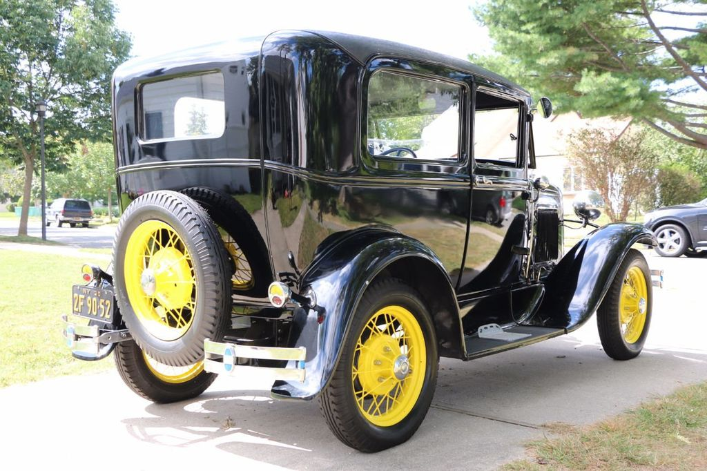 1930 Ford Model A Touring  Sedan - 16880579 - 5