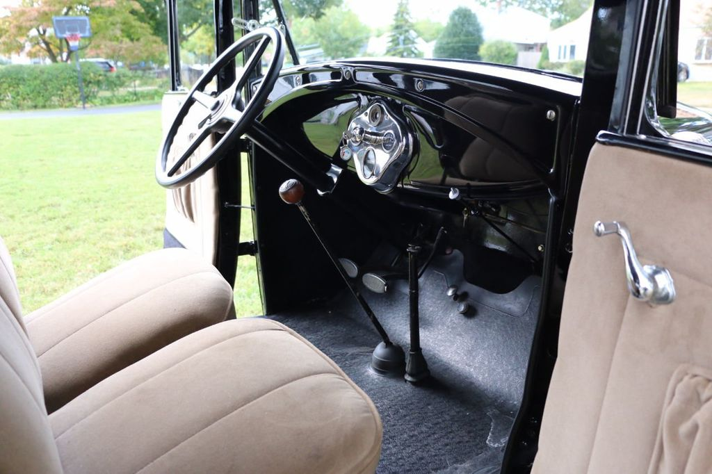 1930 Ford Model A Touring  Sedan - 16880579 - 63