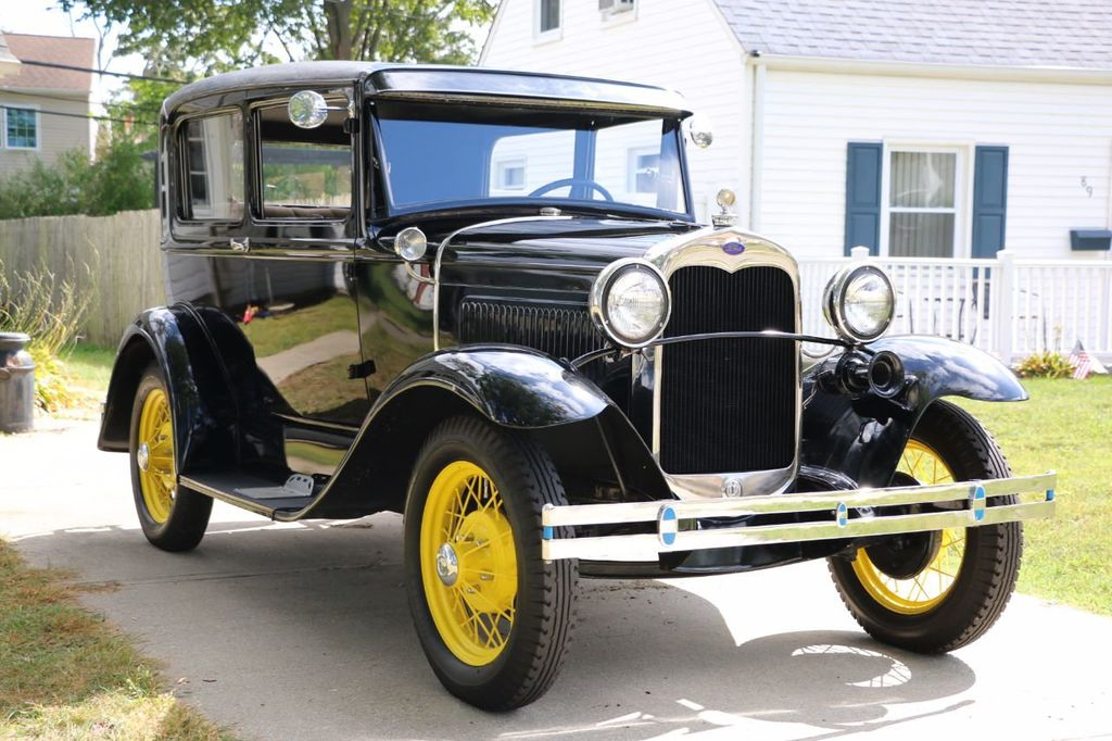 1930 Ford Model A Touring  Sedan - 16880579 - 8
