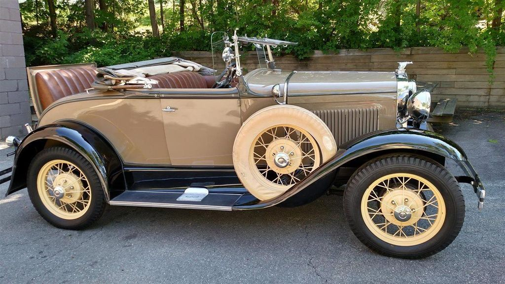 1930 Ford MODEL A DELUXE DELUXE ROADSTER - 13819324 - 0