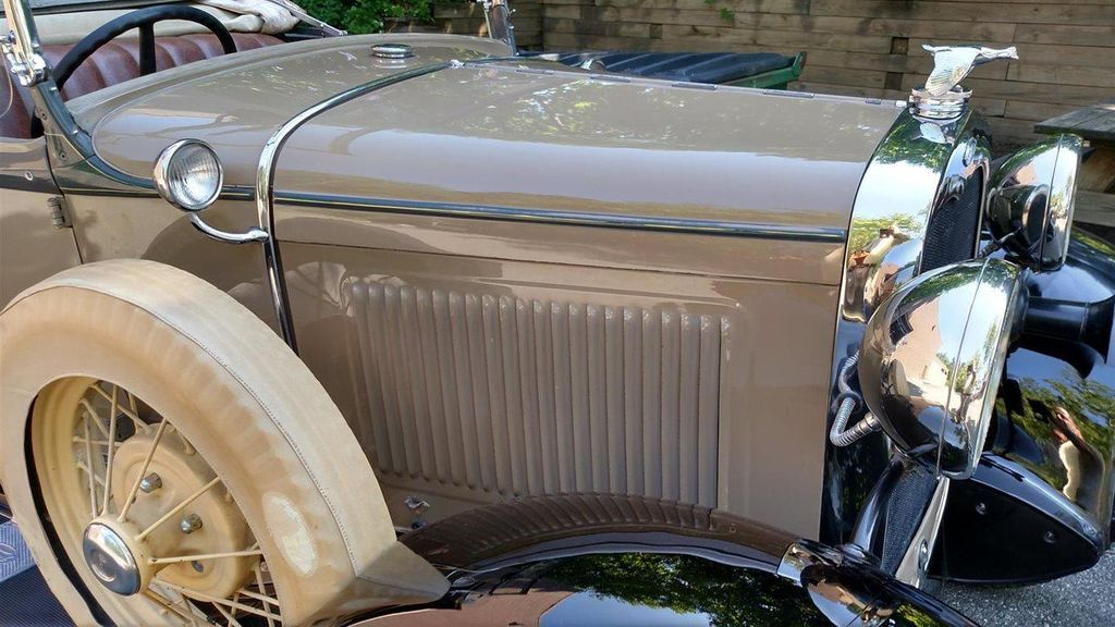 1930 Ford MODEL A DELUXE DELUXE ROADSTER - 13819324 - 10