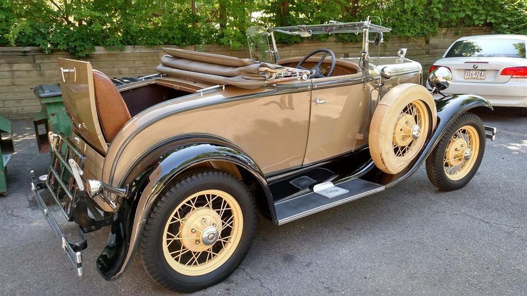 1930 Ford MODEL A DELUXE DELUXE ROADSTER - 13819324 - 1
