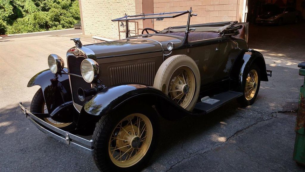 1930 Ford MODEL A DELUXE DELUXE ROADSTER - 13819324 - 2