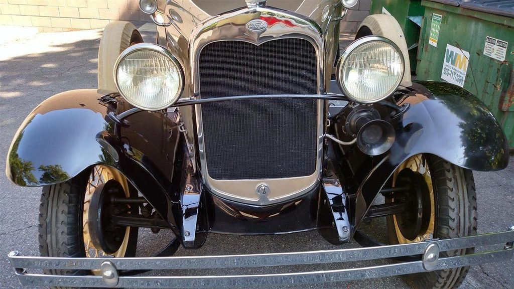 1930 Ford MODEL A DELUXE DELUXE ROADSTER - 13819324 - 3