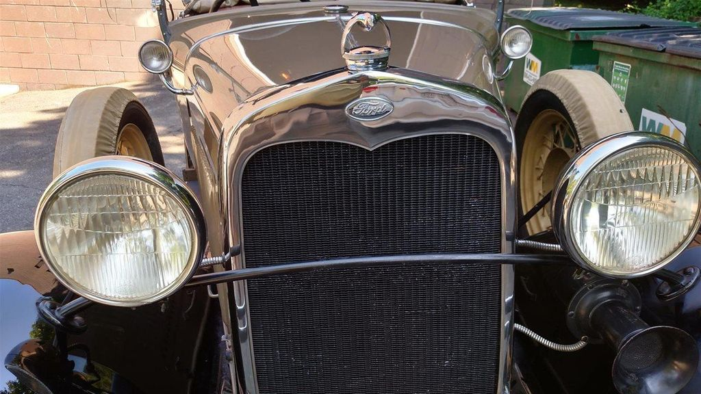 1930 Ford MODEL A DELUXE DELUXE ROADSTER - 13819324 - 4