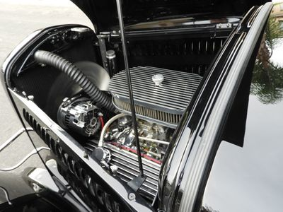 1930 Ford Roadster  - Click to see full-size photo viewer