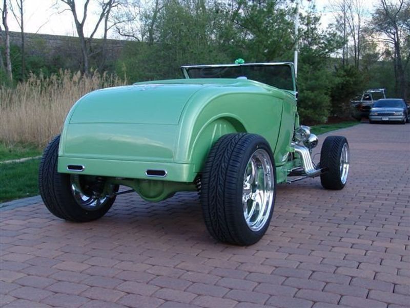1930 Ford ROADSTER 2DR - 1123790 - 23