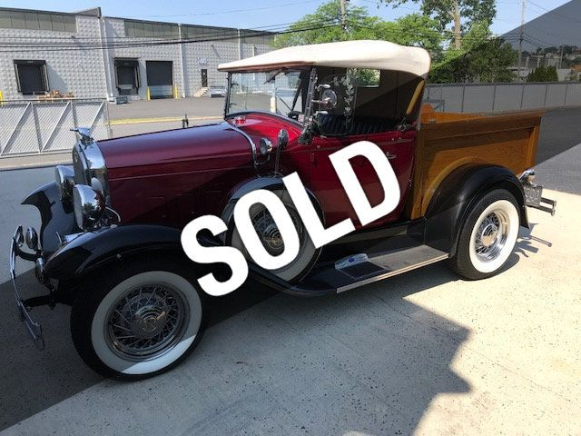 1931 Ford Model A Convertible Pickup For Sale Riverhead Ny