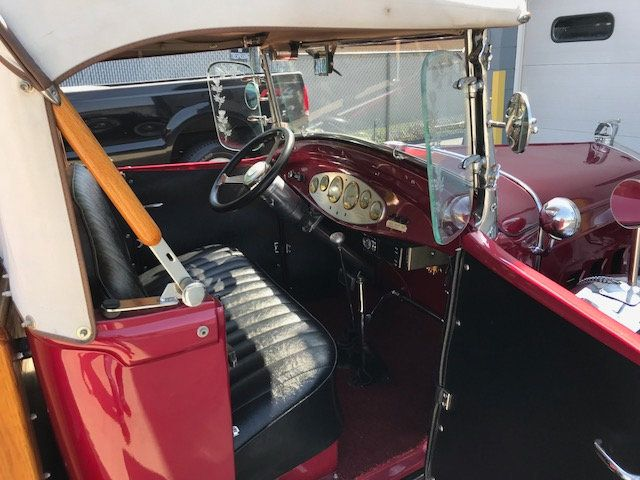 1931 Ford Model A Convertible Pickup - 17978707 - 9